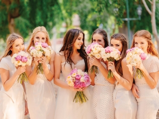 Bridetribe: Different cuts and shapes. Photo: Evernew Studio