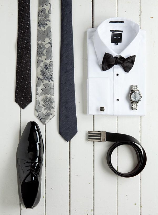 Groom style from Elio Moda.