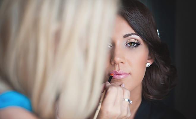 Bridal beauty by Lauren Joy Photography