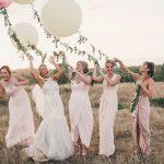Bridesmaids dresses we're loving from real weddings