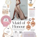 Maid-of-Honour gift ideas