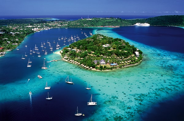 Vanuatu as a honeymoon destination