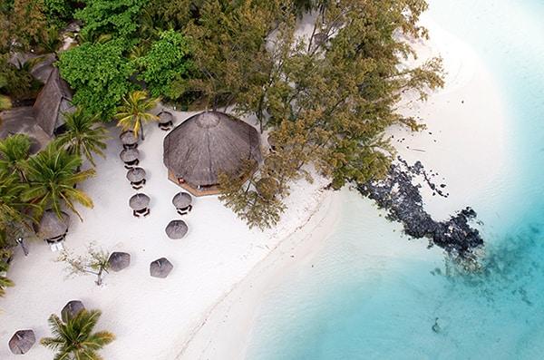 Mauritius as a honeymoon destination