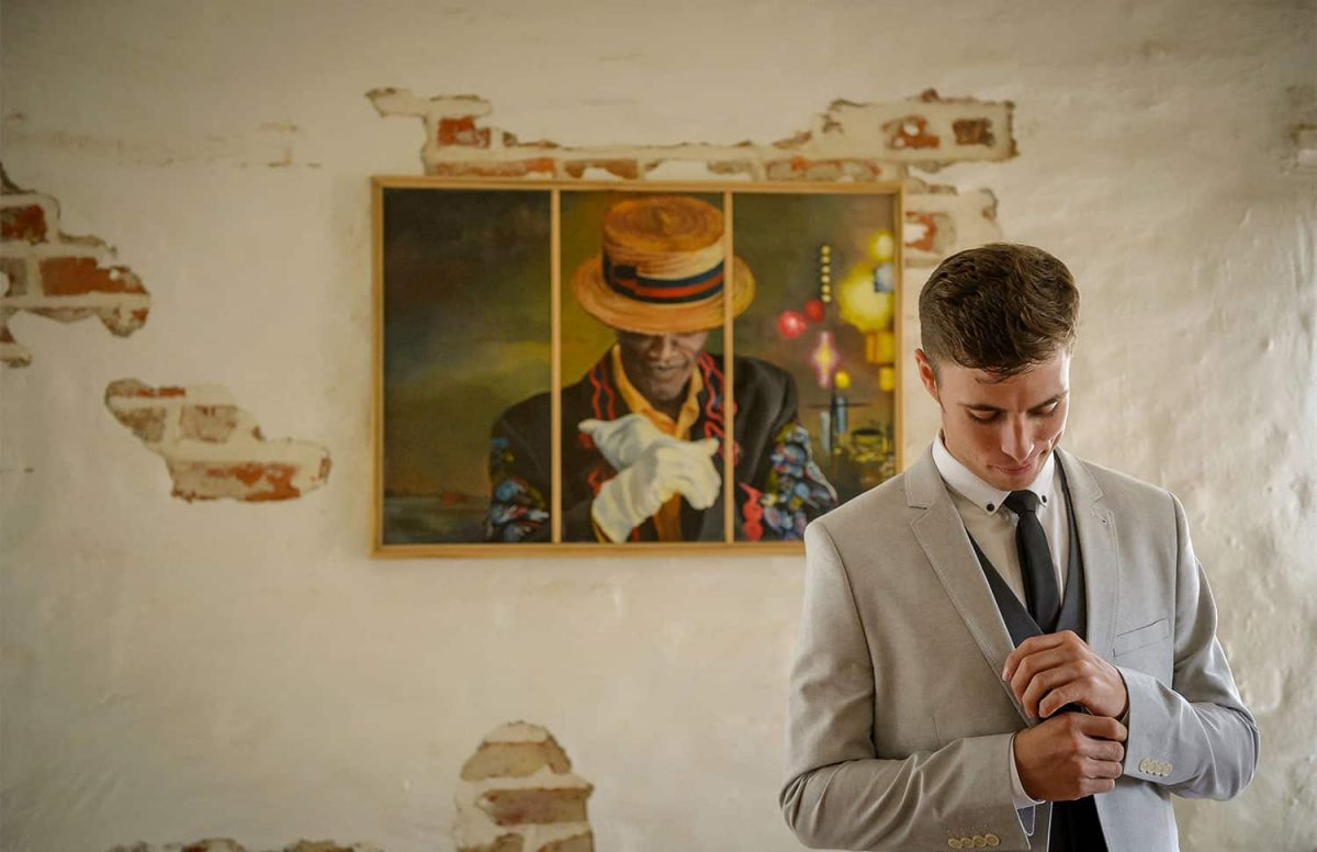 Grooms image by 37 Frames Photography