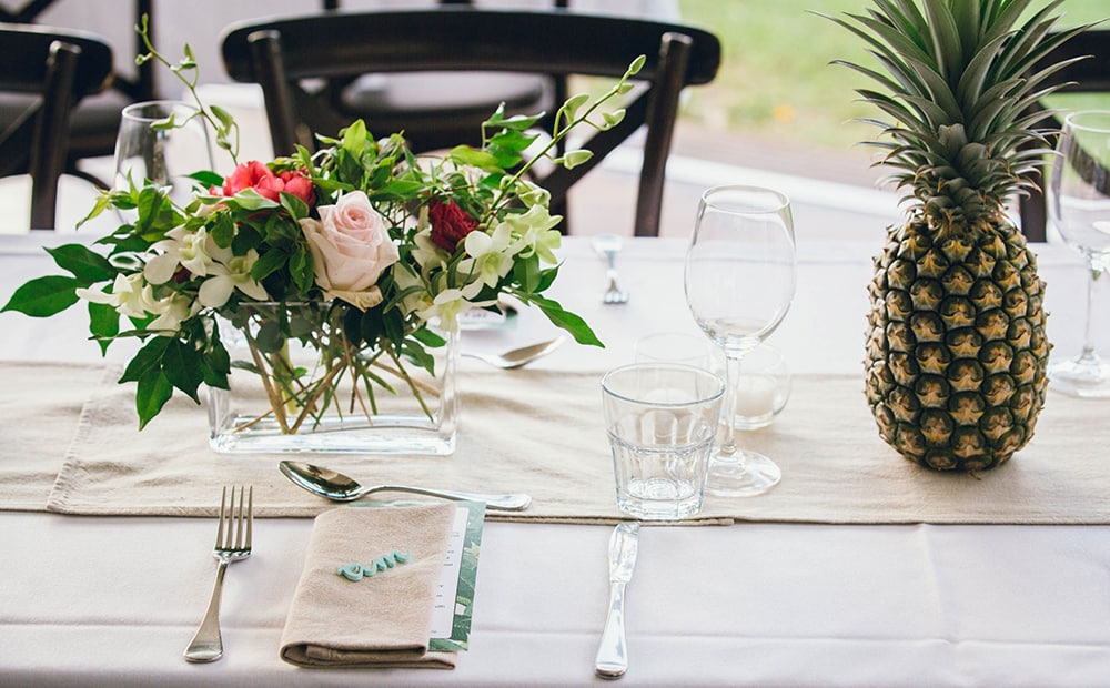 All the Love in the World Photography table setting