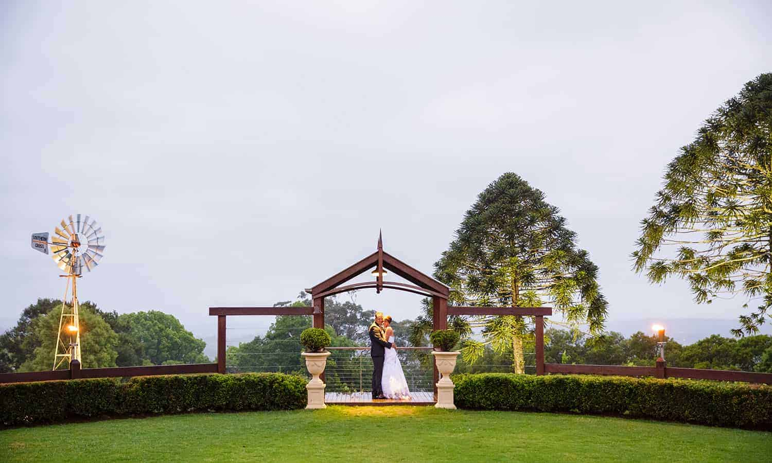 Flaxton house weddings pictures