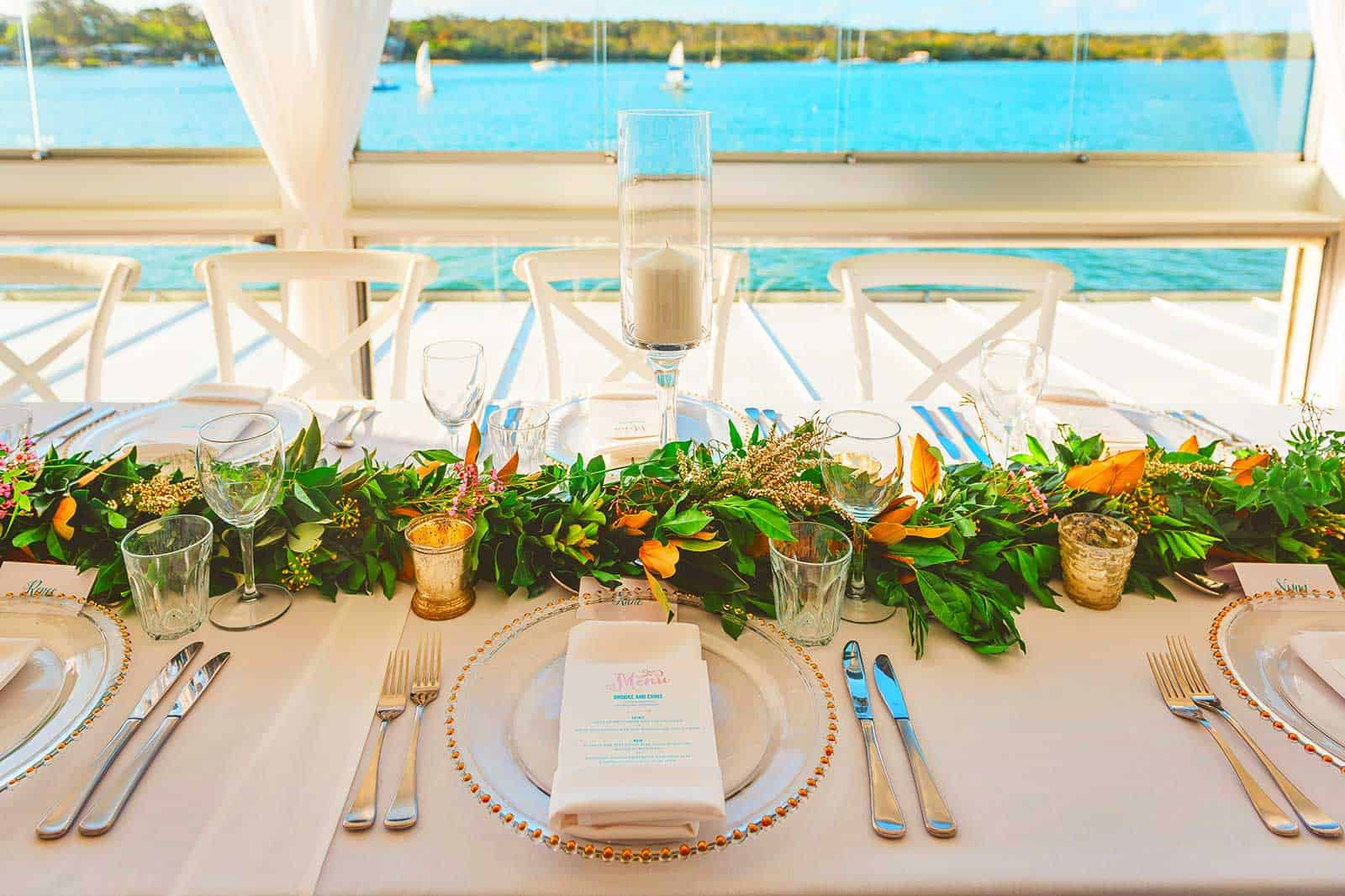 Noosa Boathouse Queensland Brides