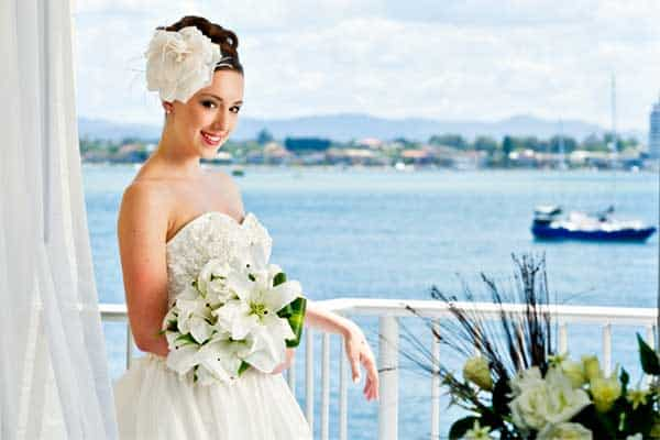 Village Roadshow theme parks: Bride at Seaworld resort