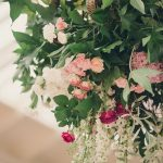 Heavens above! Your expert guide to hanging floral installations