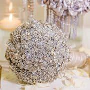 Diamond bouquet