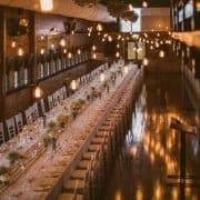 Industrial reception venue