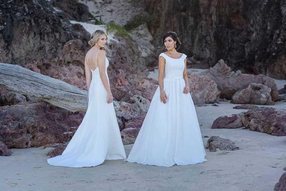 Bertossi Brides for Paddington Weddings