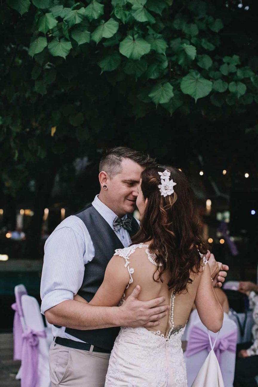 Wedding: Melissa + Luke