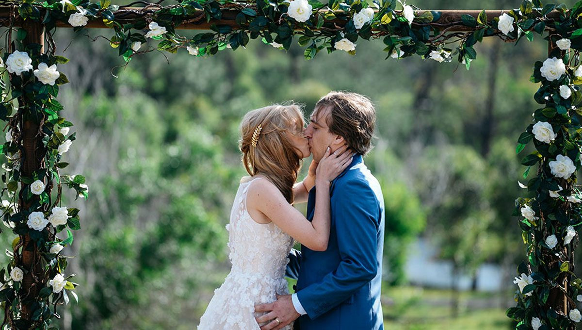 With All Things Weddings Here At Qb But We Just Have To Start Off By Saying Were Head Over Heels Madly In Love With These Non Traditional Nuptials