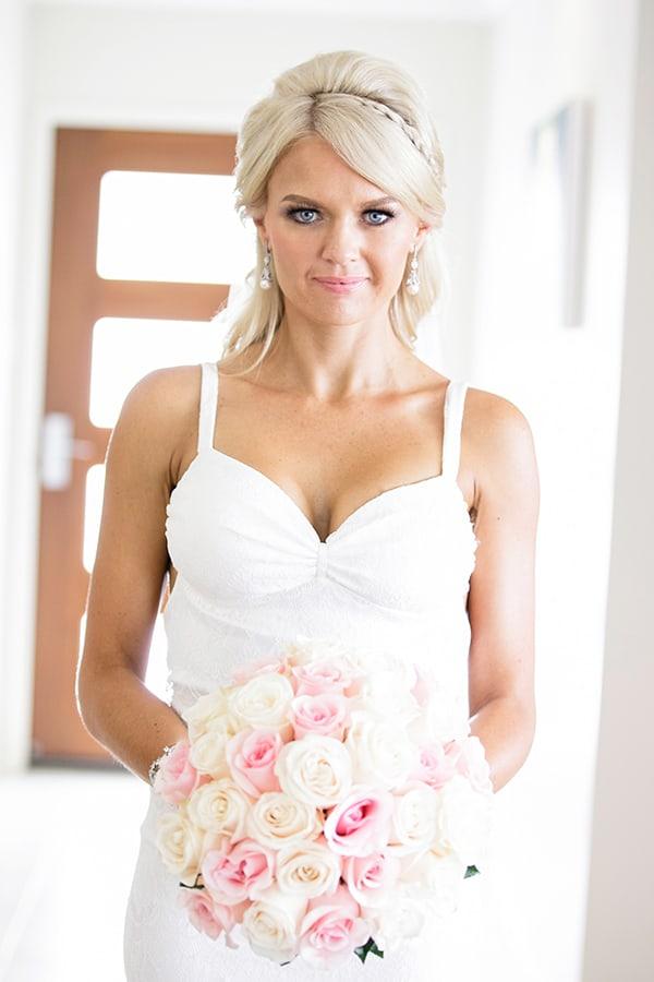 Gorgeous bride, Alicia