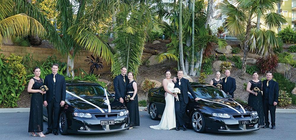 real wedding of kirrally and craig
