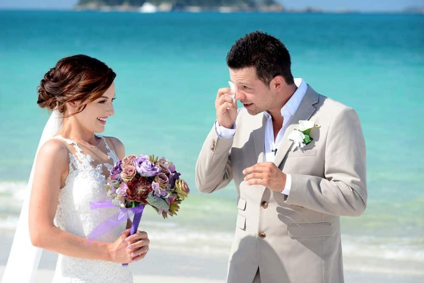 Wedding: Brittany + Gene