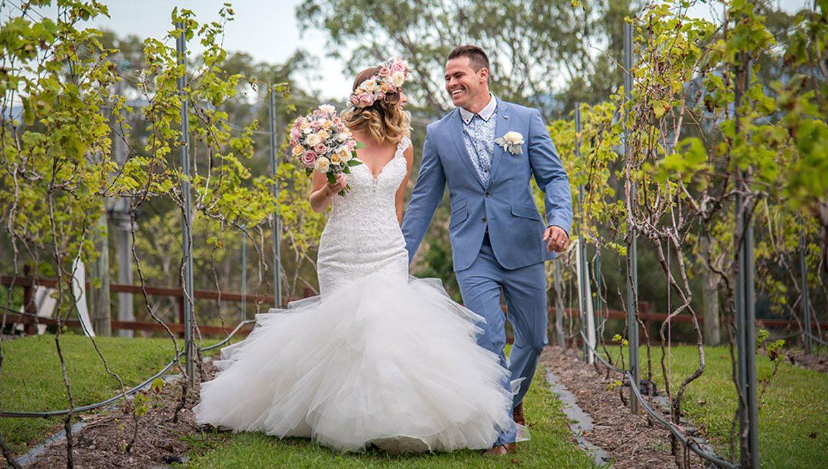 wedding: kirsty + brodie