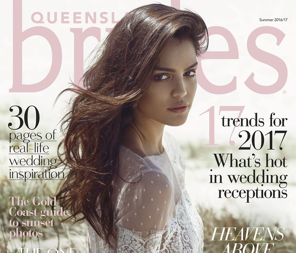 Queensland Brides Summer issue