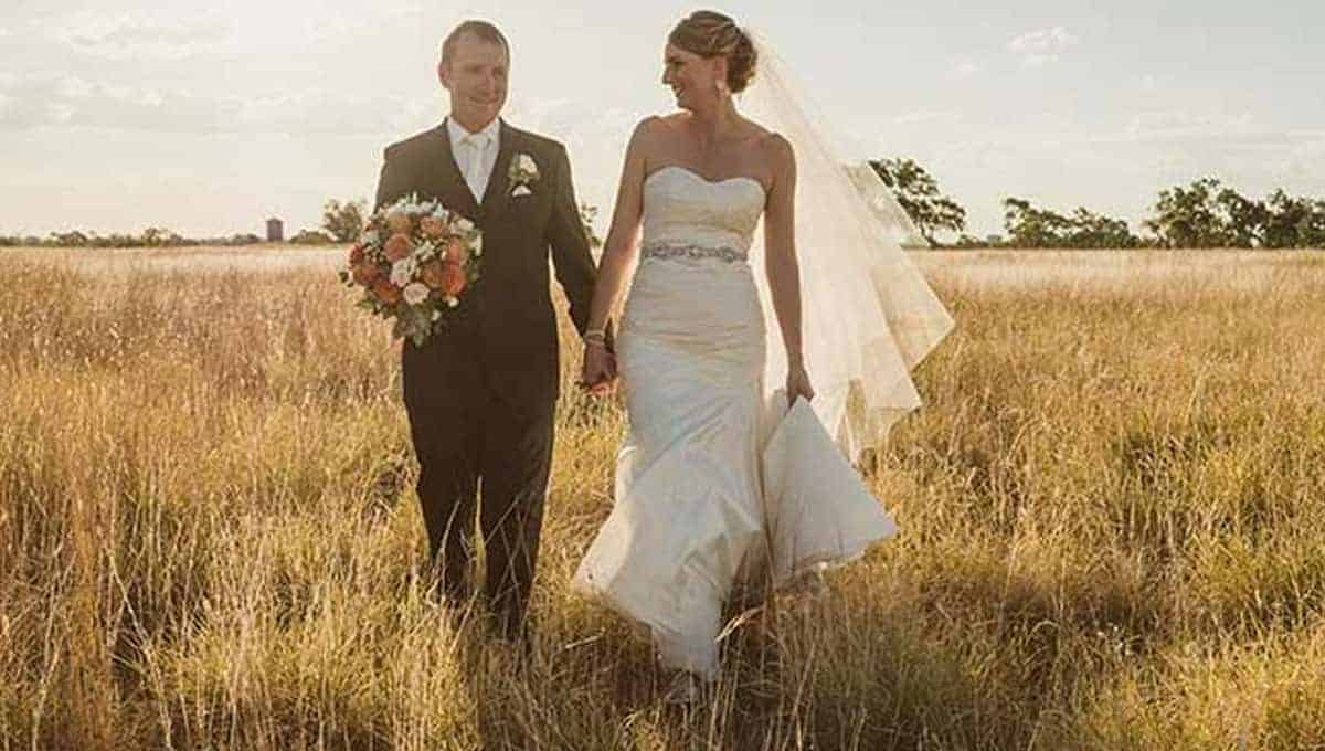 wedding rebecca gregory