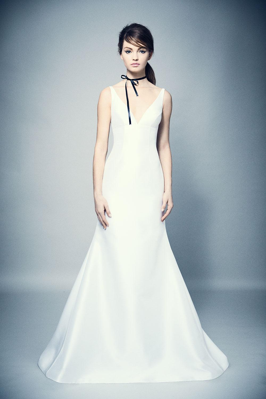 Minimalist bride: Romona-by-Romona-Keveza