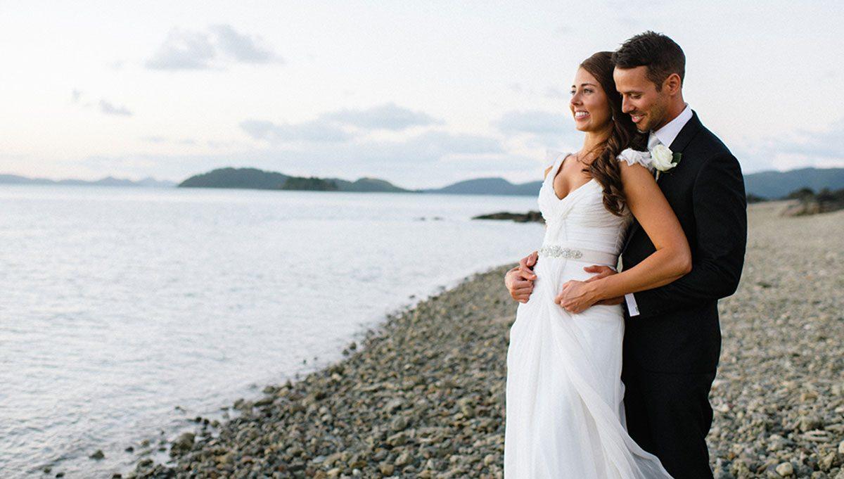 wedding of Stephanie & Nathan