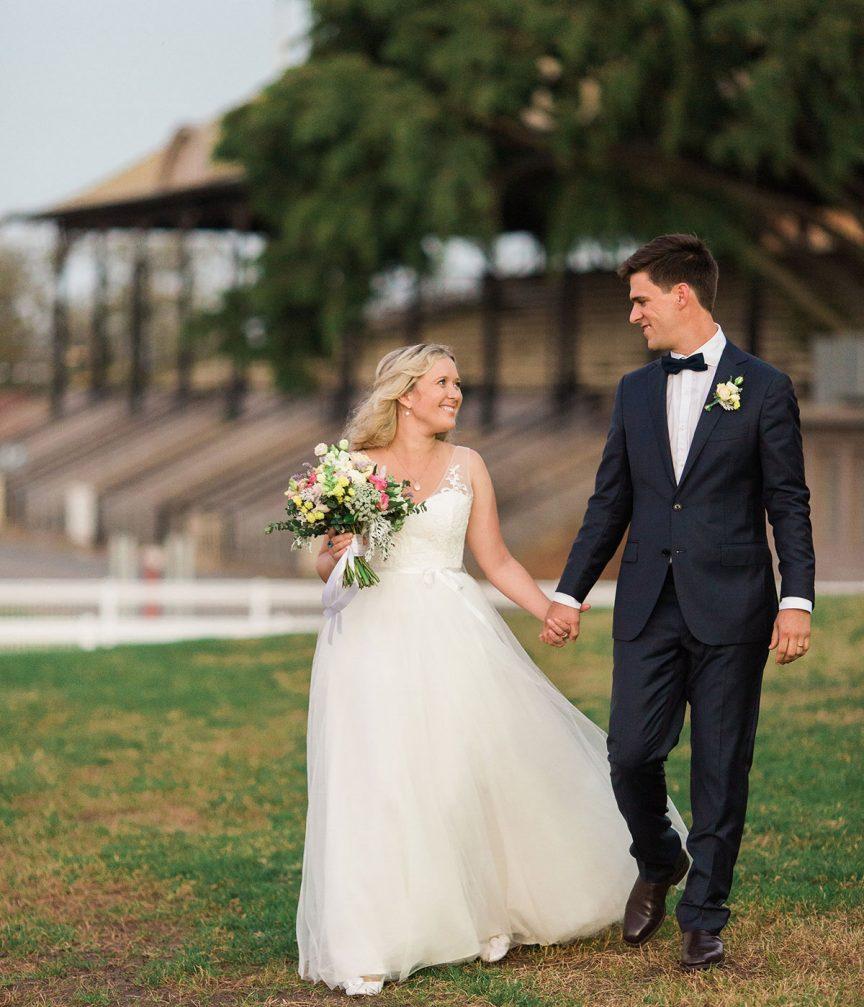 Wedding: Anna + Zac
