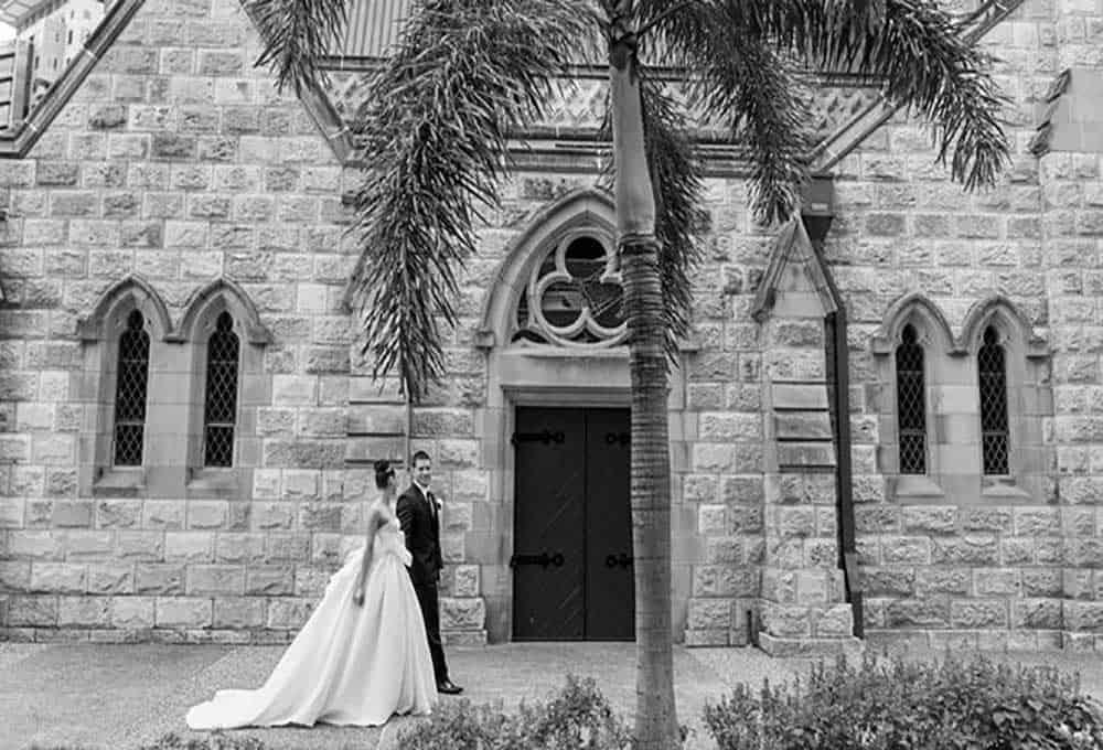 Wedding of Monique + Thomas