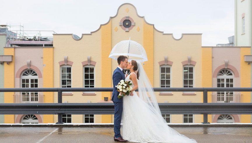 Wedding: Sarah + Billy
