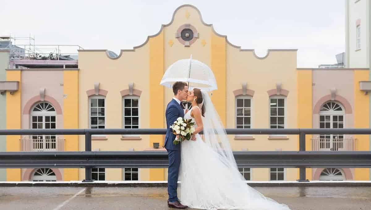 Sarah and Billy brisbane wedding