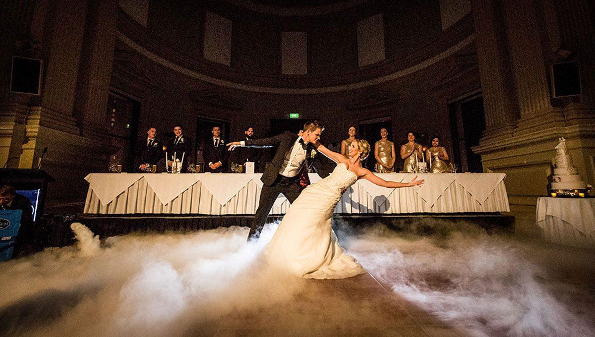 Theresa Bryce wedding