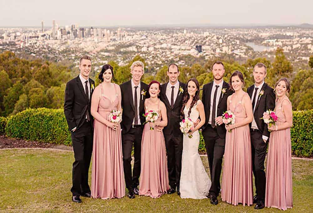 Wedding of Megan + Todd