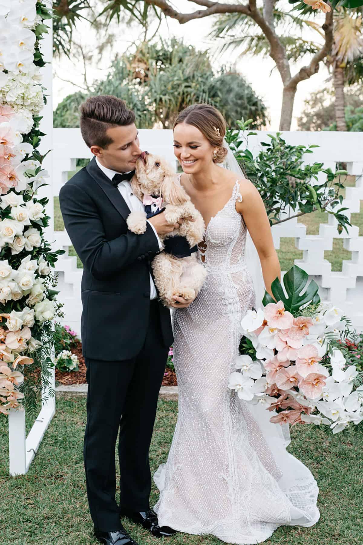 Hayley and Sarm wedding at Halcyon House