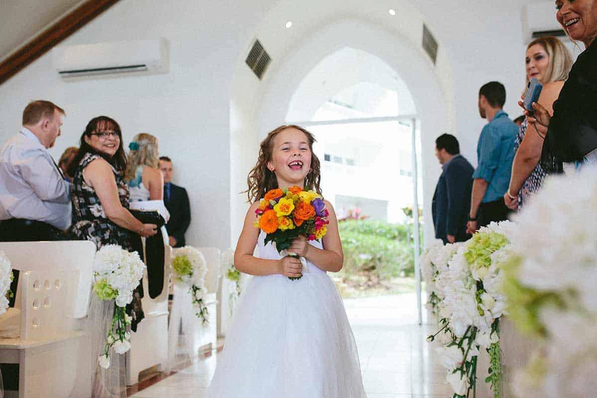 Wedding: Casey + Chris - Queensland Brides