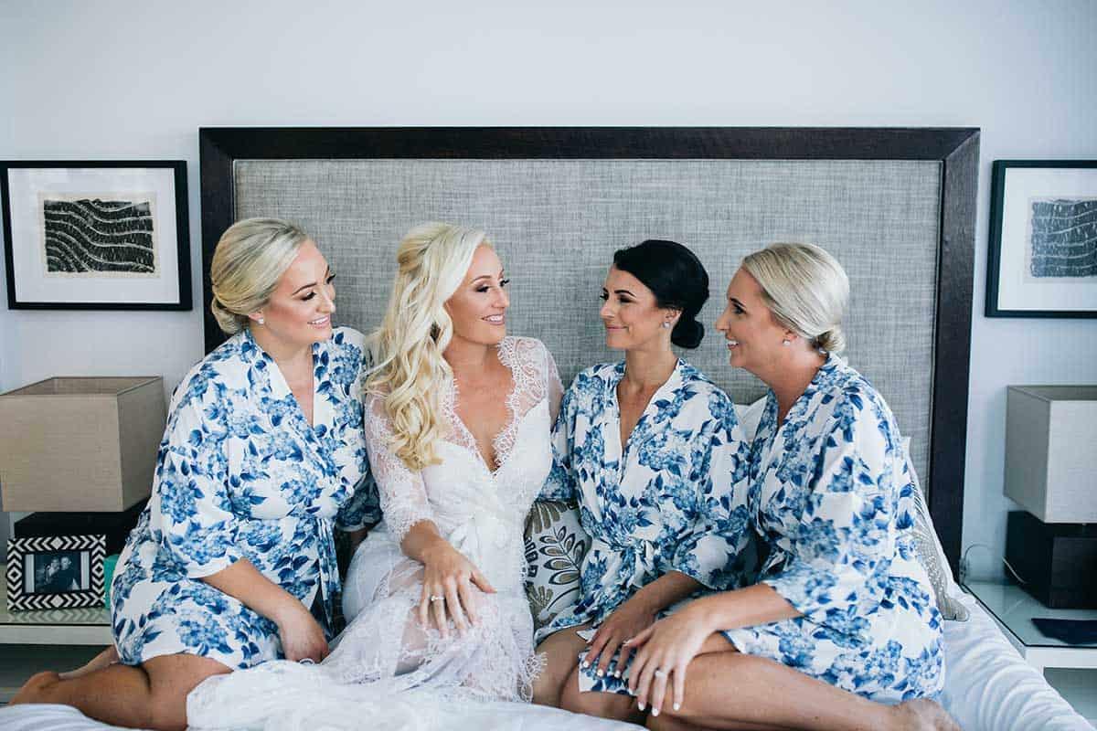 Wedding: Laura + Caleb - Queensland Brides