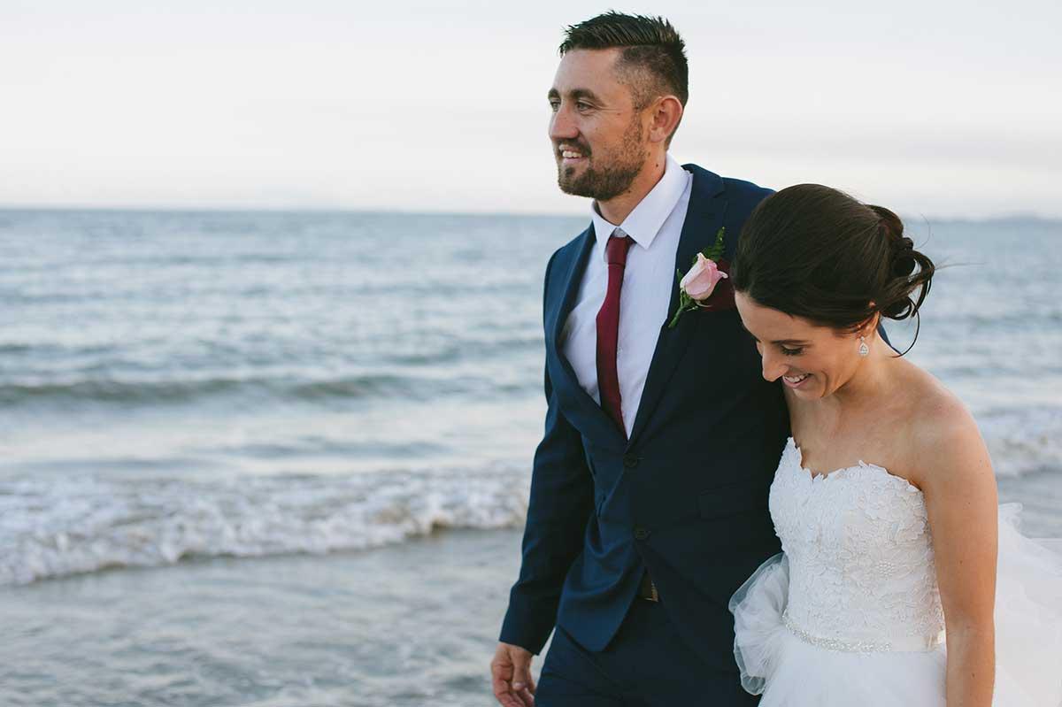 Wedding: Natasha + Nicholas - Queensland Brides