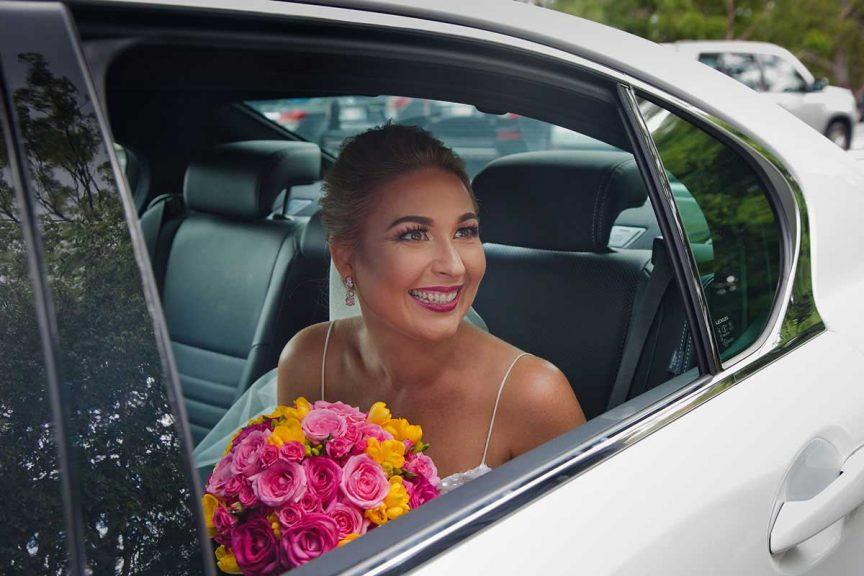 wedding of Camille + Tony