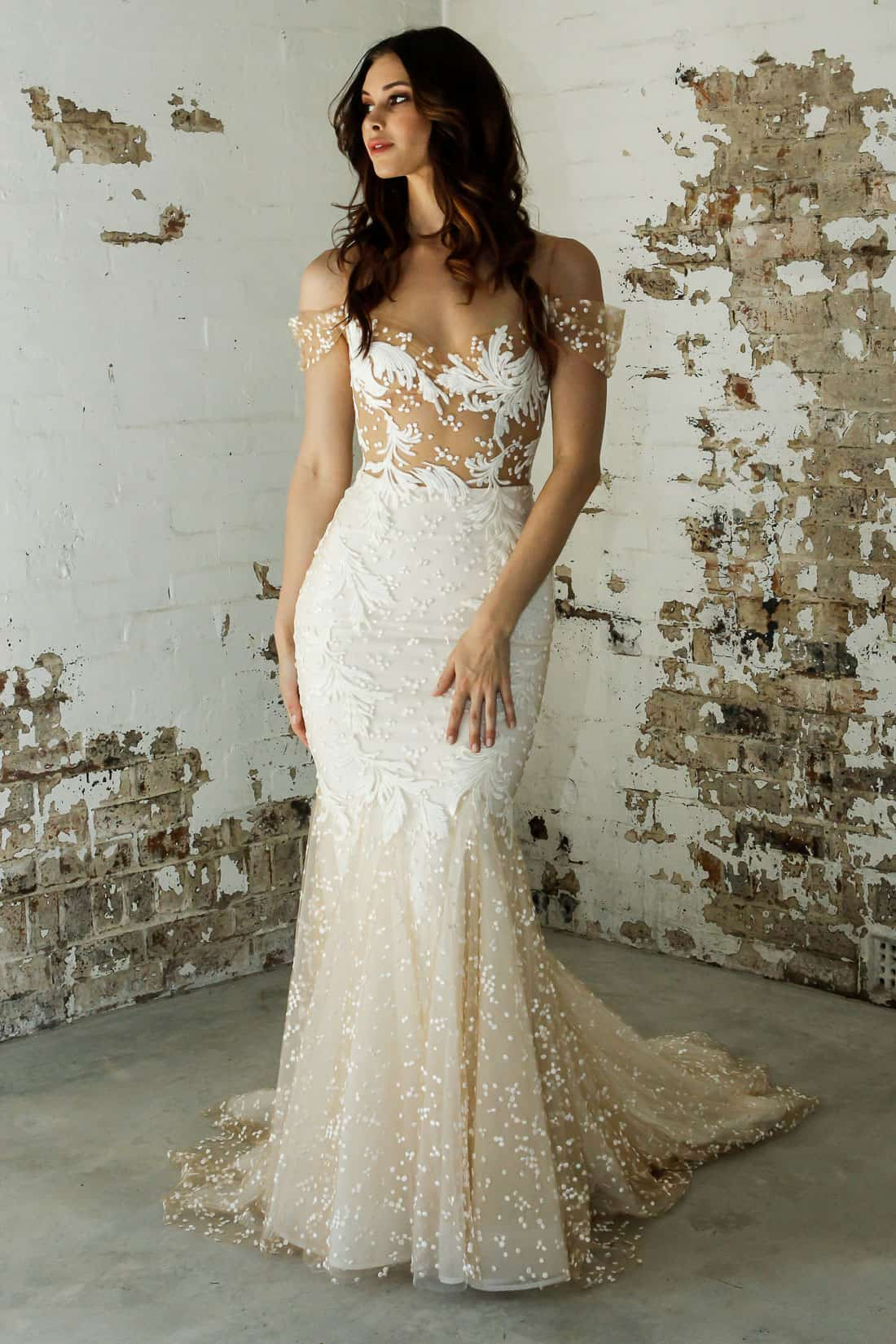 feminine lace