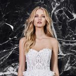 Strapless and summer-ready: Strapless dress inspiration for the classic bride