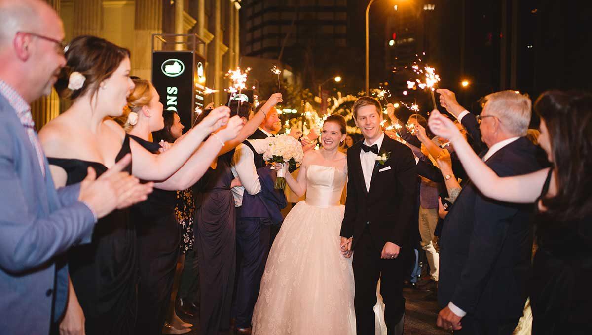 Wedding: Annabel + Lachlan