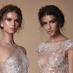 Glamorous brides will love Berta's Fall/Winter 2018 evening collection