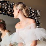 Shoulder smoulder: Off-the-shoulder dress inspo for the stylish bride