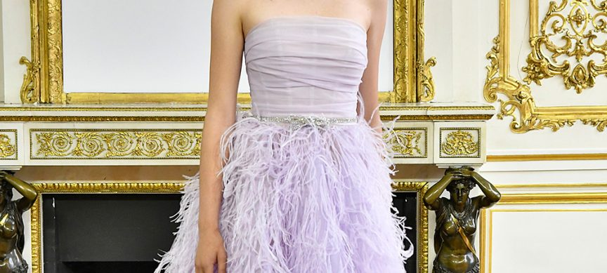 colour therapy at paris couture week