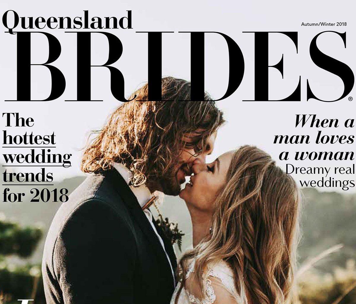 Autumn Winter 2018 issue of Queensland Brides magazine