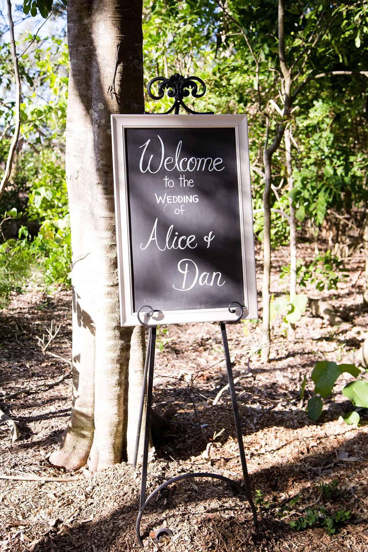 Wedding: Alice + Dan