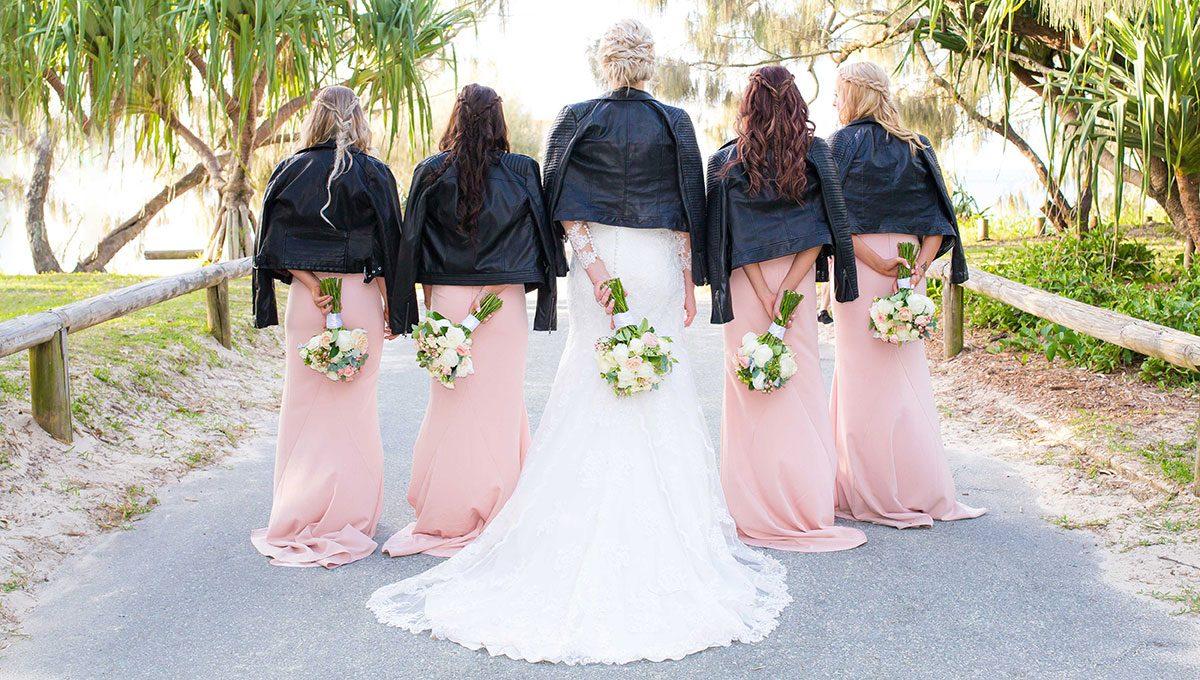Alice Dan noosa wedding
