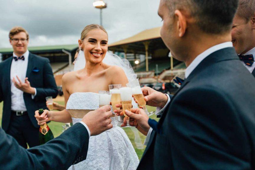 Wedding of Kierra + Andrew