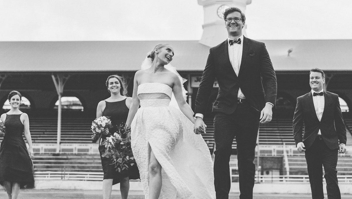 Wedding of Kierra and Andrew