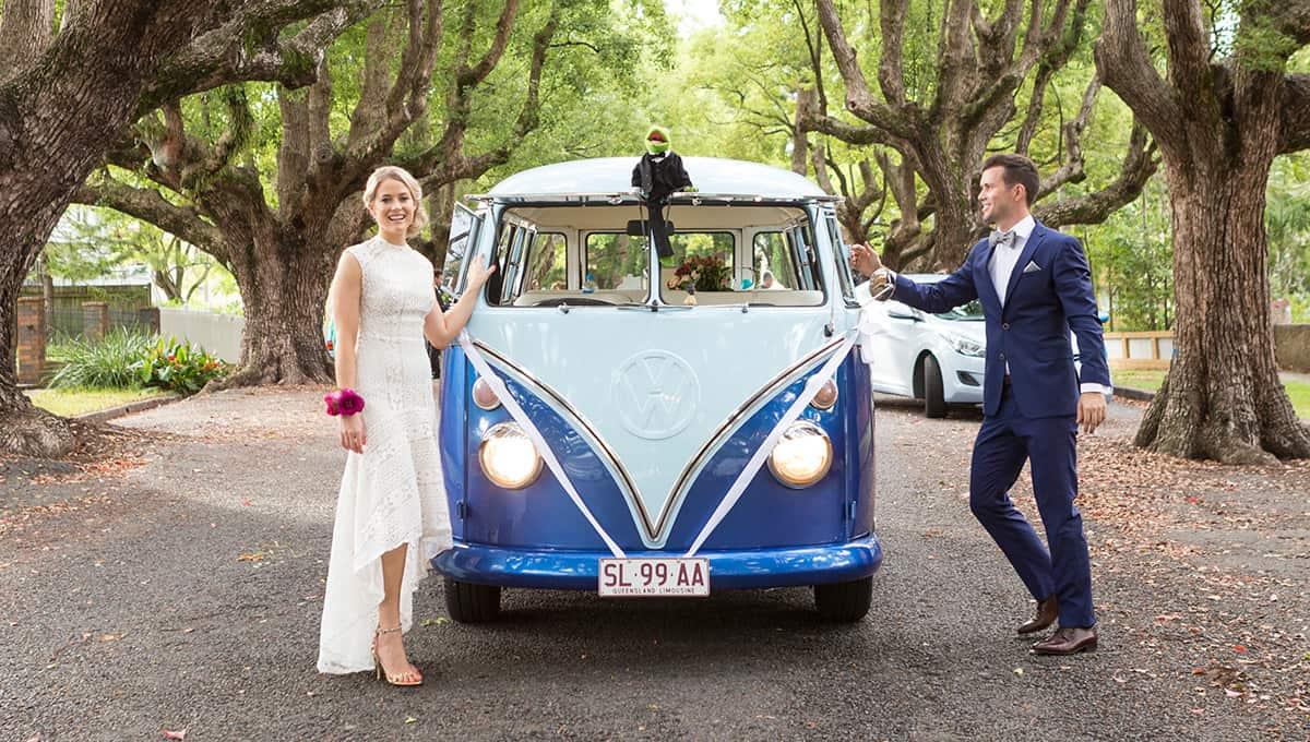 Wedding of Emily + Vin