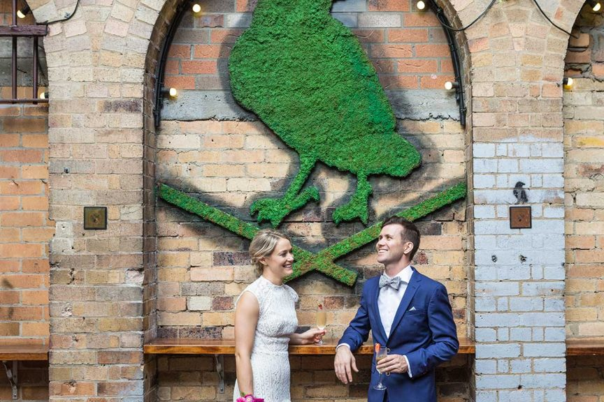 Wedding: Emily + Vin